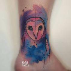 owl-watercolor-tattoo