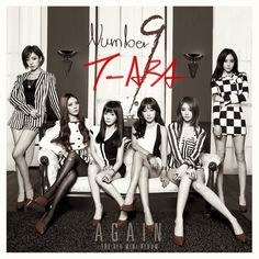 "T-ARA To Release New Japanese Single: ""Number 9 (Japanese Version)""/""Kioku – Kimi ga Kureta Michishirube"""