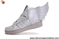 Discount Adidas X Jeremy Scott Wings 2.0 Reflective Shoes Your Best Choice