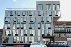 The Hangover: Cantilevered Buildings of New York | News | Archinect