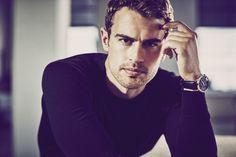 Actor Theo James