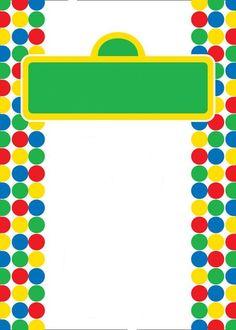 Free Sesame Street Templates | ... Printable Sesame Street Sign ...