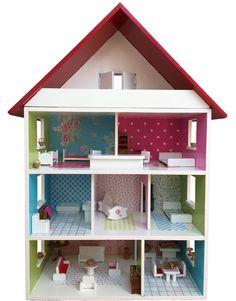 Dollhouse Casa de muñecas