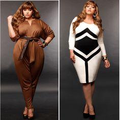Plus Size Curvy Women on their Fashion Perception | carolyncollado.