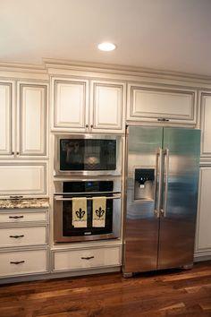 Kitchen Remodel With Island In Bucks County Pennsylvania Designer Linda M