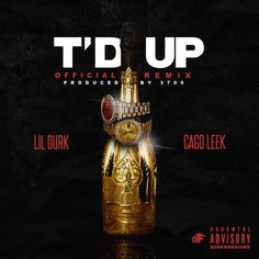 """Cago Leek & Lil Durk – T'd Up (Remix) [Music]- http://getmybuzzup.com/wp-content/uploads/2015/09/cago-leek.jpg- http://getmybuzzup.com/cago-leek-lil-durk-td-up-remix/- New music fromSicko Mobb affiliate Cago Leek featuring Lil Durk titled """"T'd Up"""" remix produced by 3700.Enjoy this audio stream below after the jump. Follow me:Getmybuzzup on Twitter Getmybuzzup on Facebook Getmybuzzup on Google+ Getmybuzzup on Tumblr Getmybuzzup on Li"""