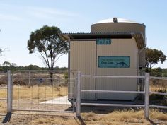 Richmond, Queensland outback toilet loo in Australia • aussie dunny outback