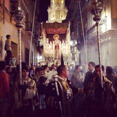 Virgen de las Penas #MartesSanto