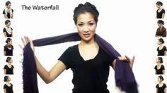 Video: 25 Ways to Wear A Scarf