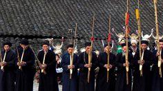 Eine der wenigen Minderheiten Regionen China während einer China Reise besichtigen ist eine Sehr gute Idee.
