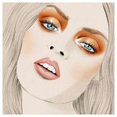 Kelly Thompson Creative - MUA Pinkie for MAC Cosmetics