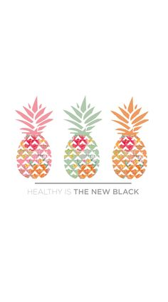 Pineapples iphone wallpaper. Healthy lifestyle wallpapers. Enjoy!!