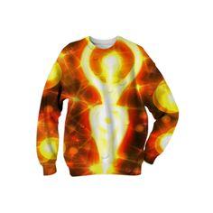 : Song of The Goddess : Sweatshirt from Print All Over Me  /  #printalloverme #fantasymall #onlinemall   #fantasygifts #fantasyshopping #CorianderShea #Goddess #pagan