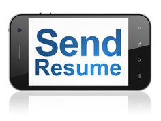 Can your resume be read on your mobile phone?