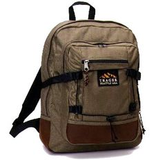 Study Hauler Khaki- made to withstand everyday use. #usamade