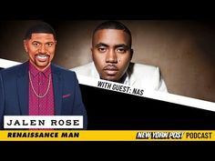 A Classical Artist Who Was Never Classically Trained ft. Nas | Renaissance Man with Jalen Rose - YouTube Classically Trained, Renaissance Men, Hip Hop Artists, New York Post, Album, Rose, Youtube, Pink, Roses