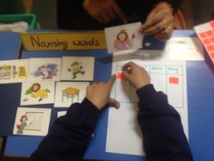 Naming words #remedialteaching #dyslexia www.orkidsped.com #India #Delhi