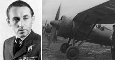 Wladyslaw Gnyś is not a well-known name from WWII, but it should be. The brave Polish pilot was the first person to shoot down two German planes at the sta