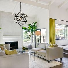 Living Room Design Living Room New Living Room Lamps Ideas Living Room Lighting Design Living Room, Home Living Room, Living Room Decor, Living Spaces, Living Area, Design Room, Sunken Living Room, Living Room Lighting, Lounge Lighting