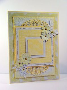 Hochanda TV is the UKs leading craft channel dedicated to crafts, arts and hobby essentials, with endless creative options and crafting supplies. Paper Crafts, Diy Crafts, Card Crafts, Art And Hobby, Sue Wilson, 3d Cards, Die Cut Cards, Next Door, Hobbies And Crafts
