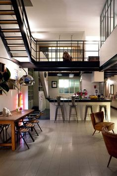 Atemporal Decor  Lofts urbanos