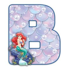 Alphabet, Disney Scrapbook, Christmas Photos, The Little Mermaid, Ariel, 2nd Birthday, Kids Rugs, Halloween, Create