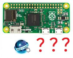 How to give an internet access to Raspberry Pi Zero
