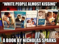 Lol!! White people almost kissing. Funny stuff with stereotypes