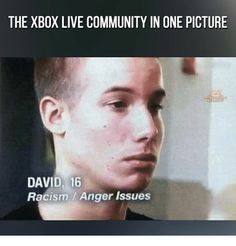 Xbox Live community in 1 picture