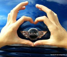 I love MINI. Share the love. #Love #MINI #MINICooper #Notnormal #Share
