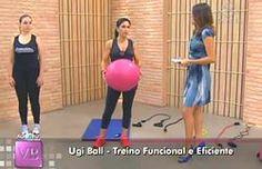 Apresentação da Ugi Ball na TV Brasileira