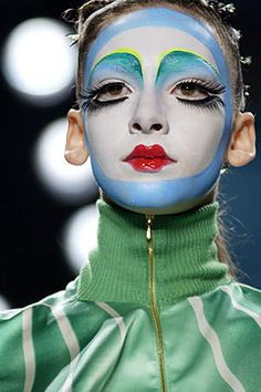 Christian Dior  (2003 makeup by Pat McGrath)
