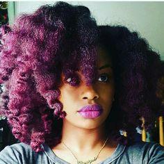 💕The Beauty Of Natural Hair Board Pelo Natural, Natural Hair Tips, Natural Hair Styles, Au Natural, Natural Curls, Beautiful Black Hair, Braid Out, Natural Hair Inspiration, Hair Journey