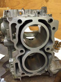 2005 Subaru Impreza WRX engine rebuild (#QuickCrafter)