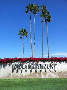 Loyola Marymount University (LMU) in Los Angeles, CA