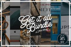 One bundle to rule them all by Madebyvadim on Creative Market