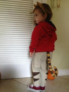 Daniel Tiger Halloween Costume