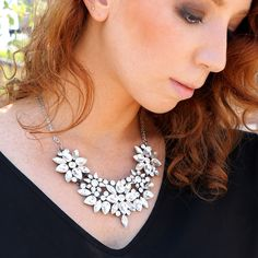 Veronica Crystal Necklace