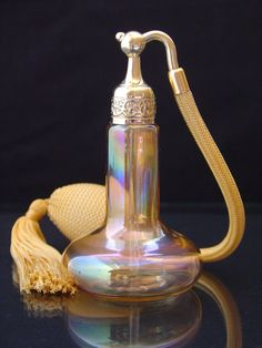 Early 20th century perfume bottle