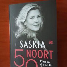 Saskia Noort, 50 dingen die ik blijf doen