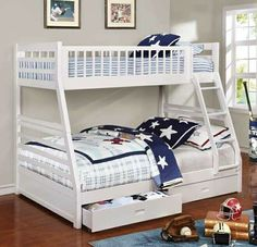 47 Best Kids Bunk Bed Images On Pinterest Bunk Beds Kids Bunk