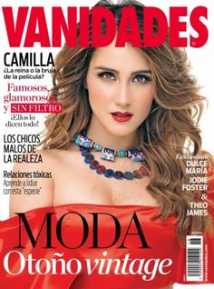 Get your digital copy of Vanidades México Magazine - Agosto 23 2016, 5542 issue…