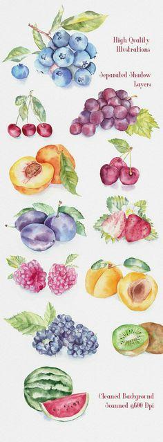 Apple Fruit Splash Cuisine Photo SINGLE TOILE murale ART imprimé vert