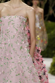 christian dior haute couture flowers