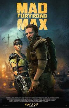 A great poster for Mad Max: Fury Road! A new dystopian thrill ride from George Miller, starring Tom Hardy and Charlize Theron! Ships fast. 11x17 inches. Need Poster Mounts..?