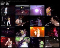 Queen – Live At Wembley '86