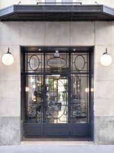 Hotel Bienvenue Hotels Design Restaurant Door Hotel Doors Design