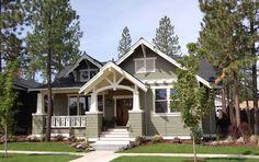3 bedroom 2 bath single story craftsman with open floor plan & garage.