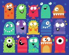 Jayne Schofield - Jayne Schofield Monsters Jigsaw