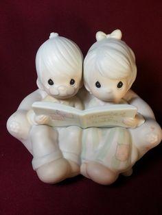 Precious  Memories of Our Wedding // Precious Moments Figurine // Enesco